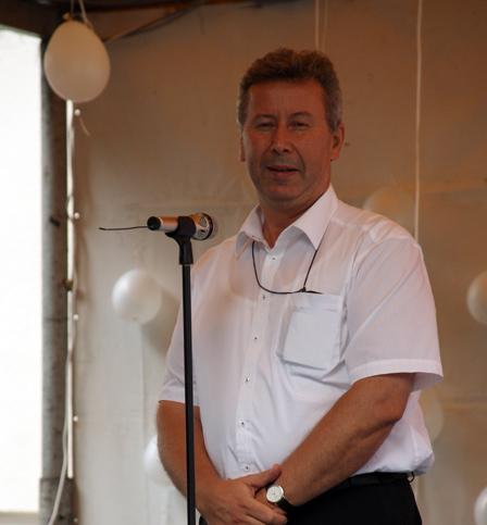 Hajrudin Hadzidedić - Bürgermeister von Odžak