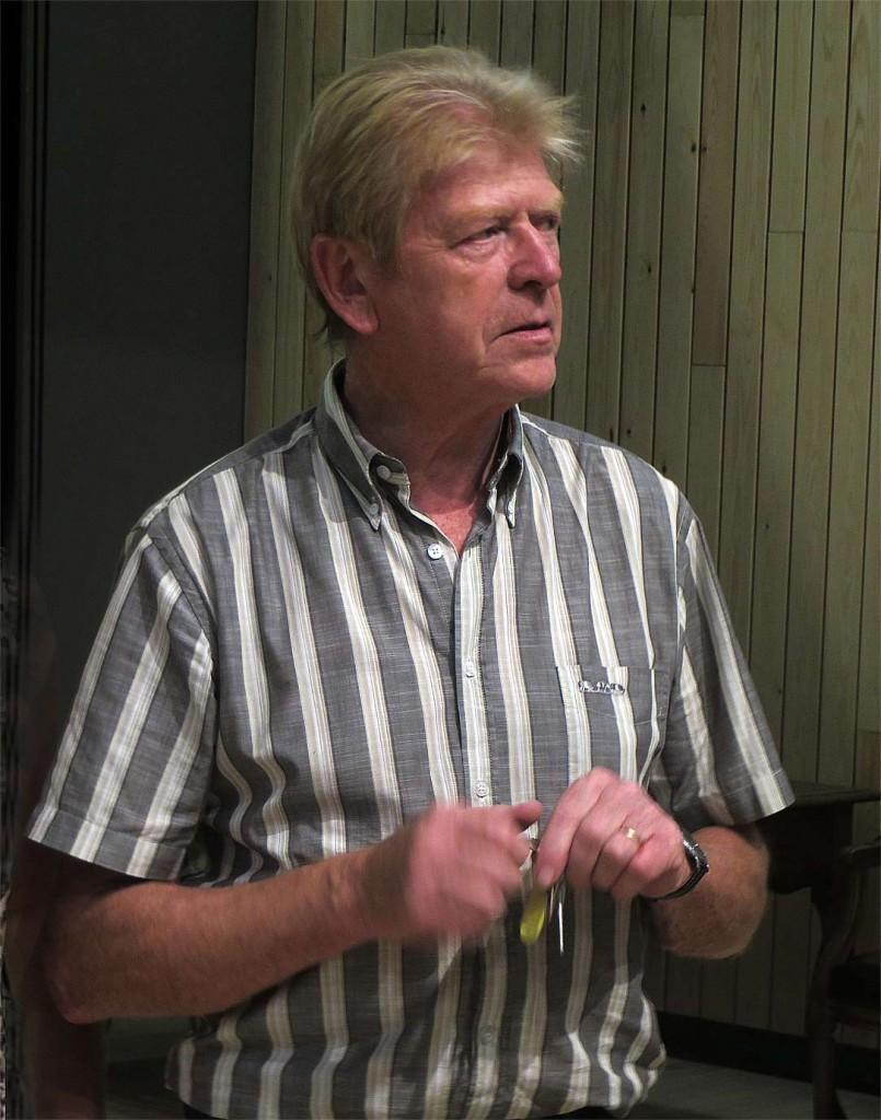 Bernard Francois
